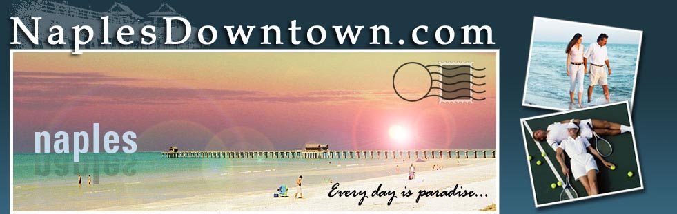 naples downtown - naples florida